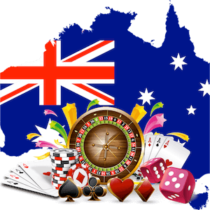 Australia Country Gambling Image
