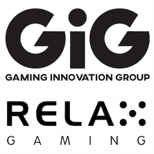 Relax Gaming and GiG