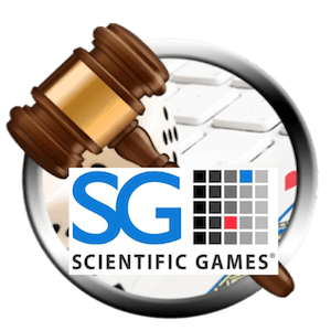 Scientific Games in court